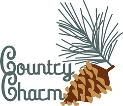 Country Charm print art