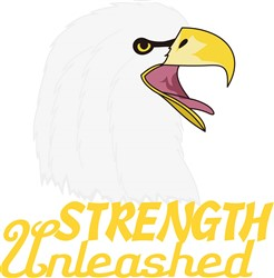 Strength Unleashed print art