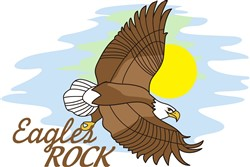 Eagles Rock print art