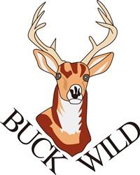 Buck Wild print art