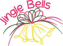 Jingle Bells print art