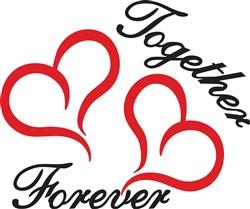 Together Forever print art