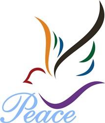 Peace print art