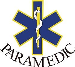 Paramedic print art