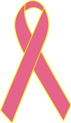 Awareness Ribbon print art