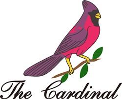The Cardinal print art