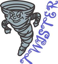 Twister print art