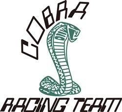 Cobra Racing Team print art
