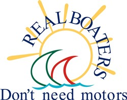 Real Boaters print art