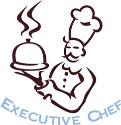 Executive Chef print art