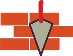 Masonry Logo print art