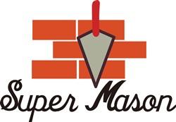 Super Mason print art