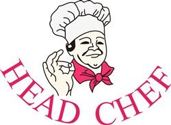 Head Chef print art