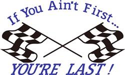 Youre Last print art