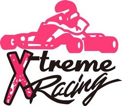 Extreme Racing print art