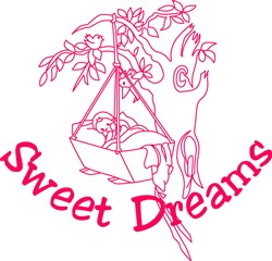 Sweet Dreams print art