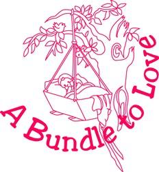 A Bundle to Love print art