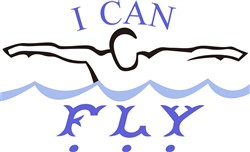 I Can Fly print art