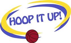 Hoop It Up! print art