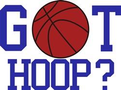 Got Hoop? print art