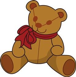 Teddy Bear print art