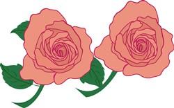 Roses print art