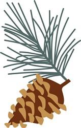 Pine Sprig print art