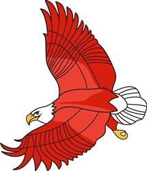 Eagle print art