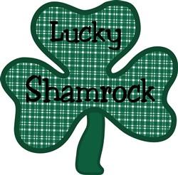 Lucky Shamrock print art