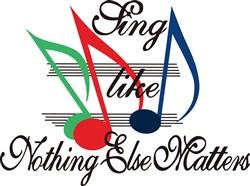 Sing Like… print art