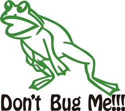 Dont Bug Me print art