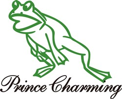Prince Charming print art