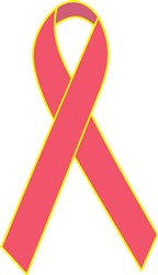 Awareness Ribbon print art