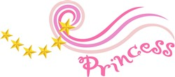 Princess print art