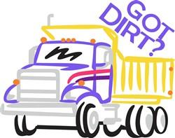 Got Dirt? print art