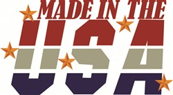 Made in the USA print art