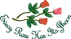 Every Rose Has Its Thorn print art