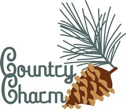 Country Charm print art