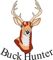 Buck Hunter print art