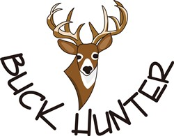 Buck Hunter print art
