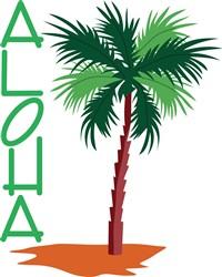 Aloha print art