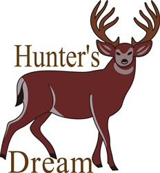 Hunters Dream print art
