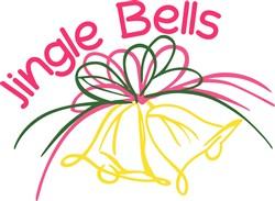 Jingle Bells print art