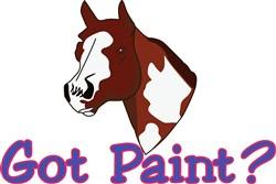 Got Paint? print art