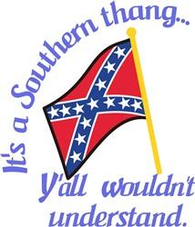 Southern Thang print art