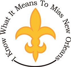 To Miss New Orleans print art