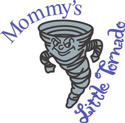 Mommys Little Tornado print art