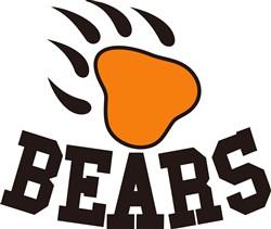 Bears print art