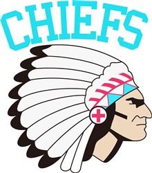 Chiefs print art