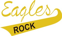 Eagles Rock print art
